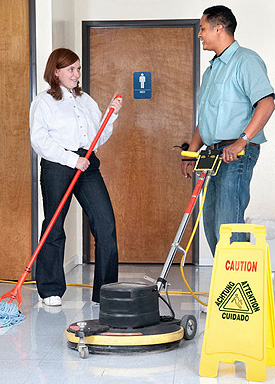 cleaning services for common areas in chicago